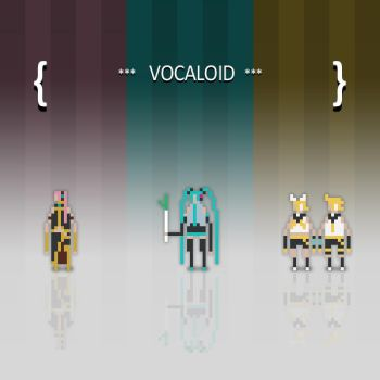 VOCALOID by ta2nb