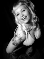 Rockabilly Lana 2 by 666photography