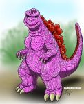 Gojirin, PLEASE READ DESCRIPTION! by kaijukid