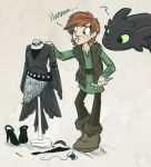 HTTYD Making Outfits by sharkie19
