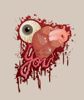 Eye love you. by L0C0CH0C0B0