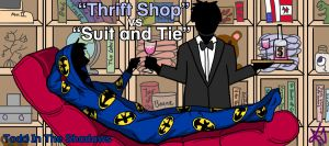 Thrift Shop vs Suit and Tie by TheButterfly