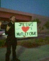 Jesus Loves Motley Crue by strutter1988