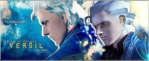 Vergil.. . sig by MaryLander97