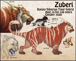 Zuberi Reference by 1skylight1