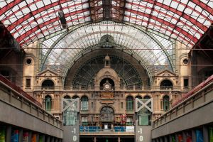 Antwerpen Centraal by themindofmadness