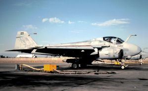 Golden Intruder's A-6E by F16CrewChief