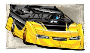 Late Model 08202013 by Bmart333