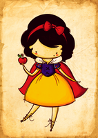 wicked apple by agusmp