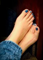 blue toes and jeans by Tommy8250