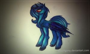 My Little Luna by MissAgony