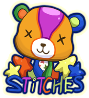 Stitches by Yuupewpew