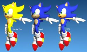 Sonic Material Testing by Seig-Verdelet