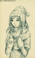 Winter Girl 2 by bmad95