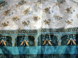 Sari Fabric 4 by Falln-Stock