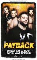 FANTASY PAYBACK 2016 - NXT FATAL 4-WAY by Lucke49