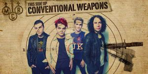 Conventional Weapons by SoladerCrows