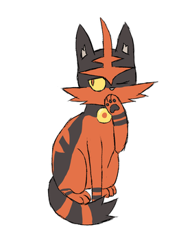 Torracat by Sithwave