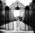 The Gatekeeper  B+W by MichaelCPhotography