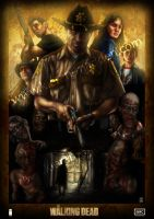 The Walking Dead by Kmadden2004