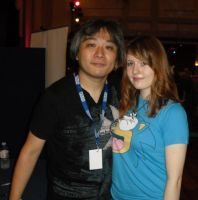Jun and I :D by DreamBex