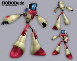 ROBODude by Kritter5x