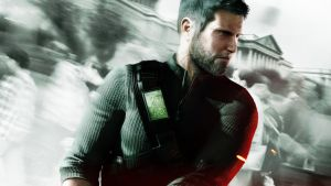 Splinter Cell Conviction by vgwallpapers
