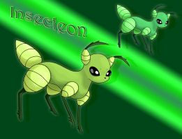 Insecteon Updated by SuperiorDragonFan