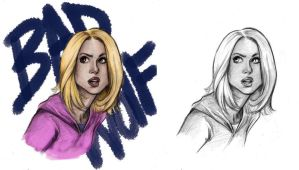 Double Rose Tyler by Ratgirlstudios