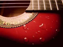 Teardrops on my guitar by neon-lilith