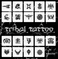 Tribal Tattoo icos a pngs by BaTaLLiNeS