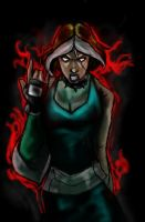 Wrath of Rogue by Apostate-Angel