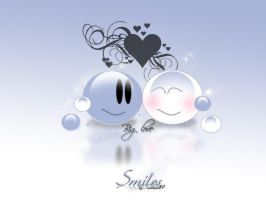 Smiles big love by andzia89