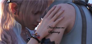 Don't leave me Lightning by rose1371999