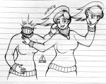 SK - Madeline  Clone - Headgames by AL-818