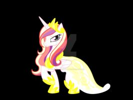 Princess Cadence ( My Edited Version ) by Angelicsweetheart