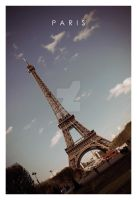 Paris By Post 3 by jeffsiepman