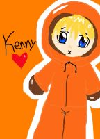South Park - Kenny by Agent-Hope