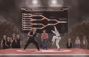 The Karate Kid: Final Fight by McQuade