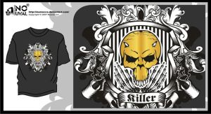 Killer Plague 04 by inumocca