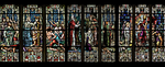 Life of Moses- Wallart Stained glass panelling by jhorsfield30
