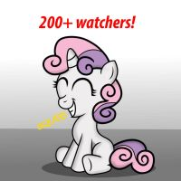 200 watcher special! by Rex42