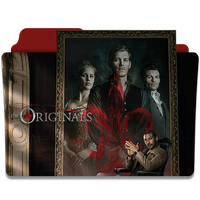 The Originals Folder Icon by efest