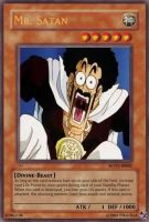Mr Satan Yugioh by Pikazilla1956