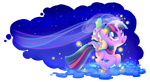 Twilight by Starlight by RinTau