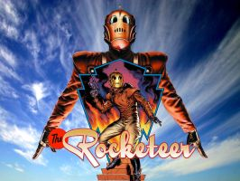 The New Rocketeer wp by SWFan1977
