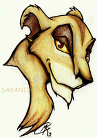 .: Zira :. by KaygeMonster