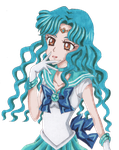Sailor Neptune Next Generation by Cherryblossomfang