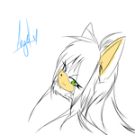New style maybe WIP by JurieWolfie