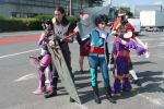 Team Code Lyoko 02 - Japan Expo [2013] by moulinneufbeast
